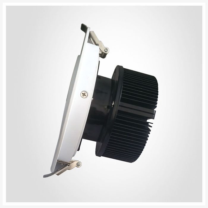 1ledrotatable downlight