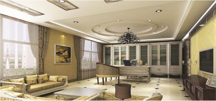 Application-LED Ceiling Light effect