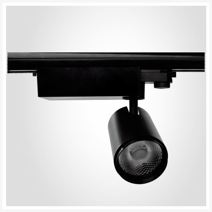 led track light for clothes stores