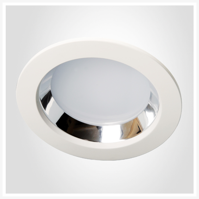 gegusa pmma material led downlight